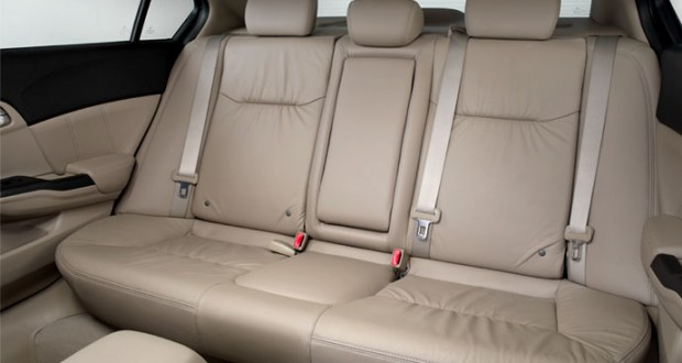 Honda Civic Interiors Seats