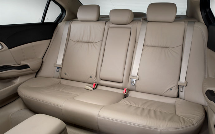 Honda Civic Interiors Seats