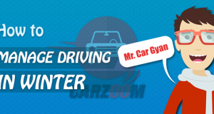 How to manage Driving in winter