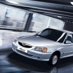 Hyundai Accent Exteriors Overall