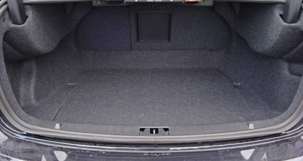 Hyundai Accent Interiors Bootspace