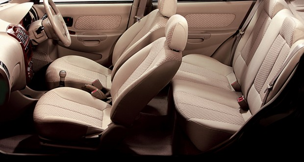 Hyundai Accent Interiors Seats
