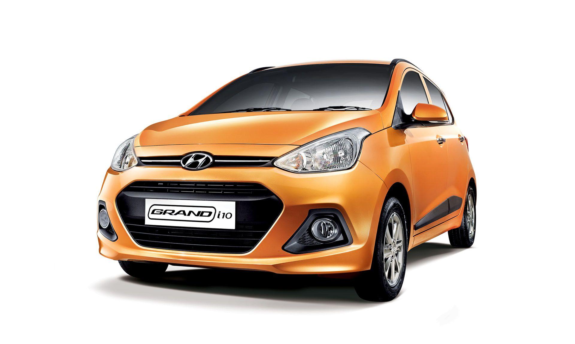 Hyundai Grand i10 Automatic Exteriors Overall
