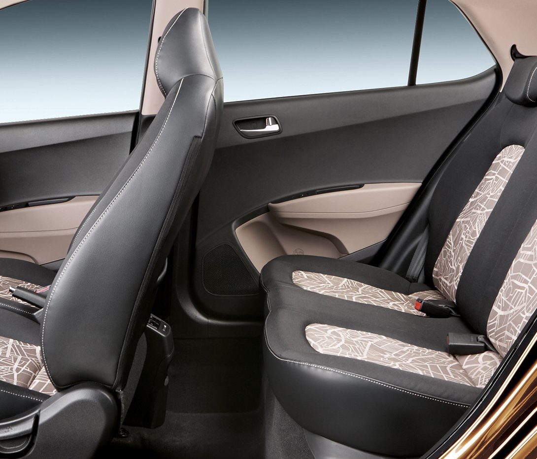 Hyundai Grand i10 Automatic Interiors Seats