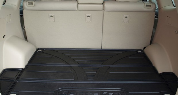 Hyundai Santa Fe Interiors Bootspace