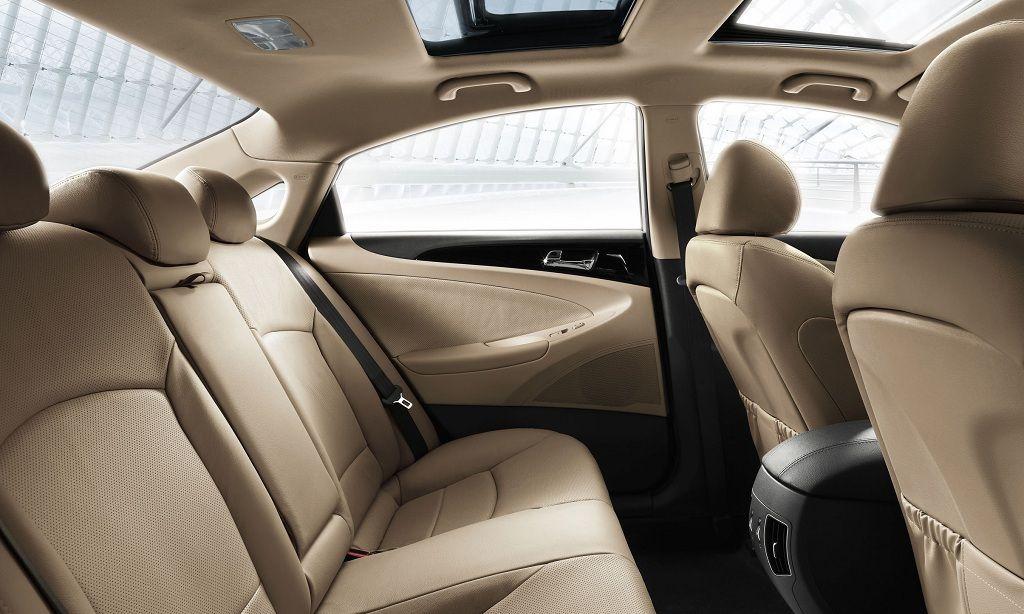Hyundai Sonata Interiors Seats