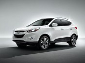 Hyundai Tucson Exteriors Overall