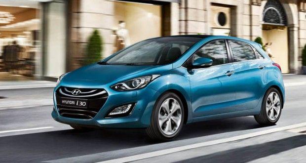 Hyundai i30 Exteriors Overall