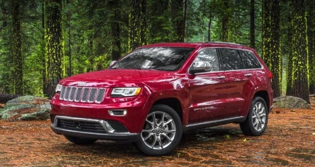Jeep Grand Cherokee Exteriors Overall