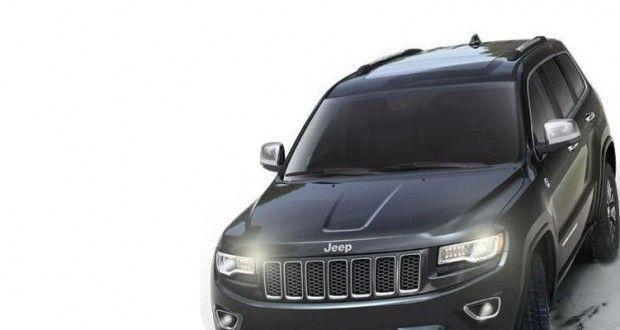 Jeep Grand Cherokee Overland 3.6 L 4X4 (Petrol)