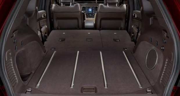 Jeep Grand Cherokee Interiors Bootspace