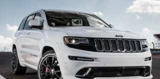 Jeep Grand Cherokee Limited 3.6 L 4X4 (Petrol)