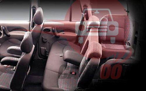 Mahindra Scorpio Interiors Seats