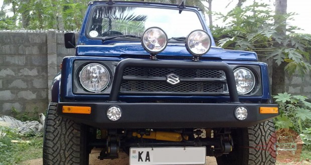 Maruti Suzuki Gypsy King Price In India And Specification Carzoom In