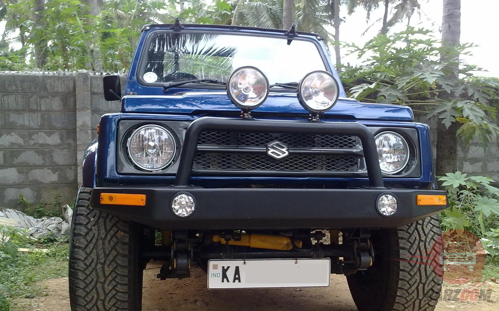 Maruti Suzuki Gypsy King Price In India And Specification