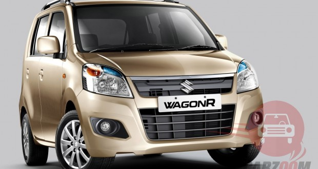 Maruti Wagon-R Exteriors Front View