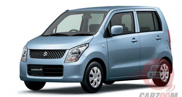 Maruti Wagon-R Exteriors Overall