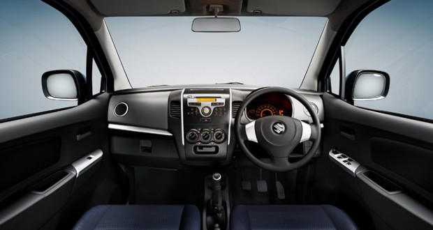 Maruti Wagon-R Interiors Dashboard
