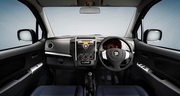 Maruti Wagon-R Interiors Dashboard