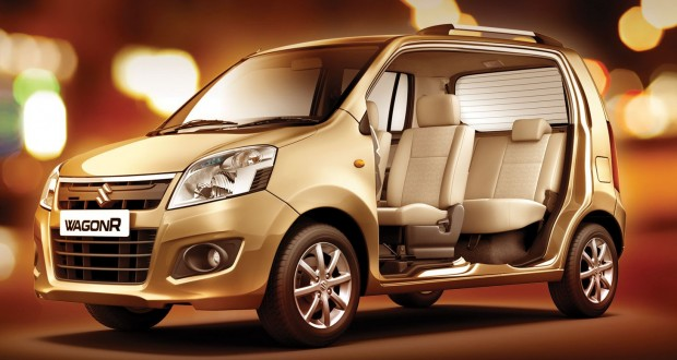 Maruti Wagon-R Interiors Seats