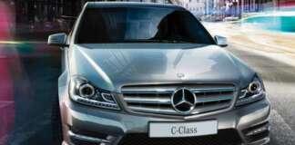 Mercedes-Benz C-Class 63 AMG