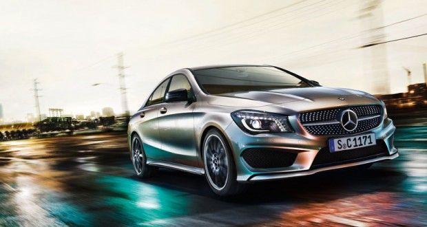 Mercedes-Benz CLA 180 (Petrol)