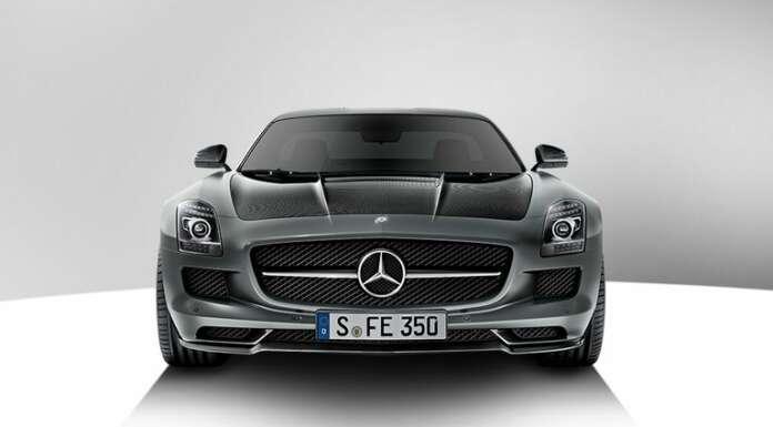Mercedes-Benz SLS