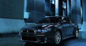 Mitsubishi New Lancer Exteriors Overall