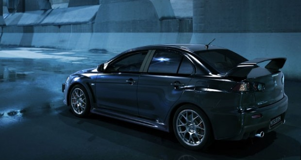 Mitsubishi New Lancer Exteriors Side View