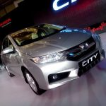 New Honda City Exteriors Overall