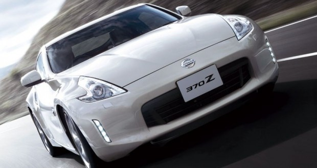 Nissan 370Z Exteriors Front View