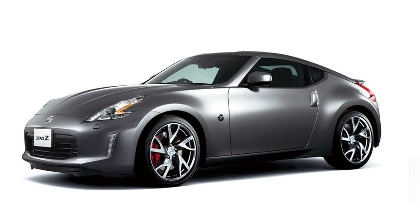 Nissan 370Z Exteriors Overall