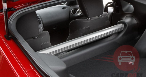 Nissan 370Z Interiors Bootspace