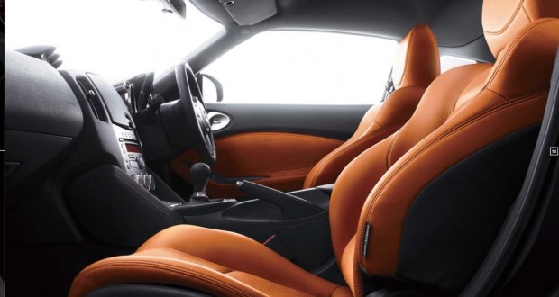 Nissan 370Z Interiors Seats
