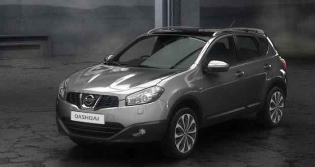 Nissan Qashqai Exteriors Front View