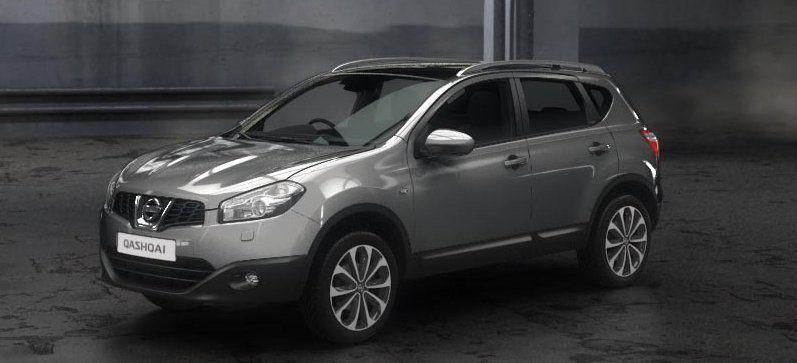 Nissan Qashqai Exteriors Overall