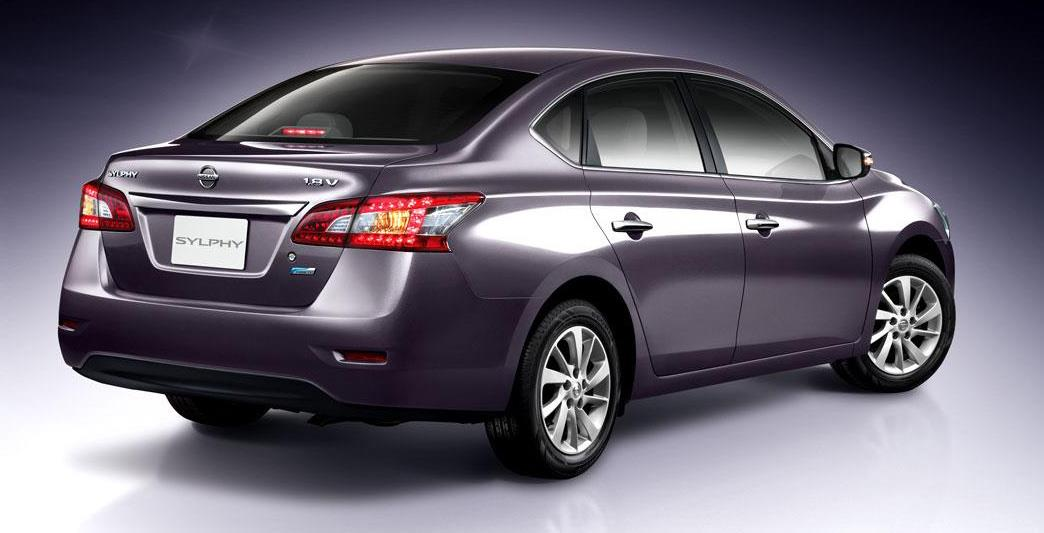 Nissan Sylphy Exteriors Overall