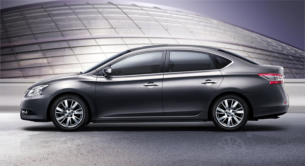 Nissan Sylphy Exteriors Side View