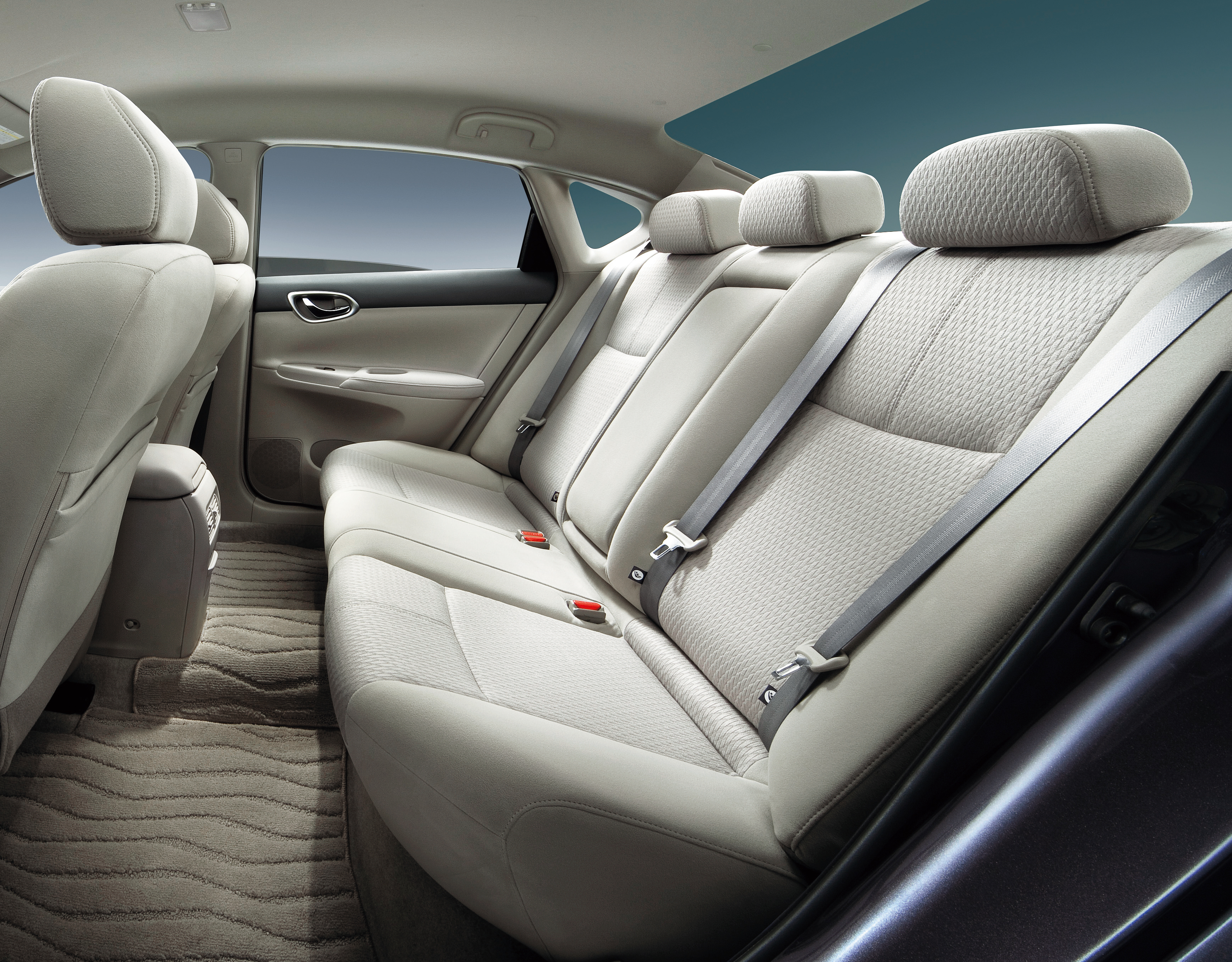 Nissan Sylphy Interiors Seats