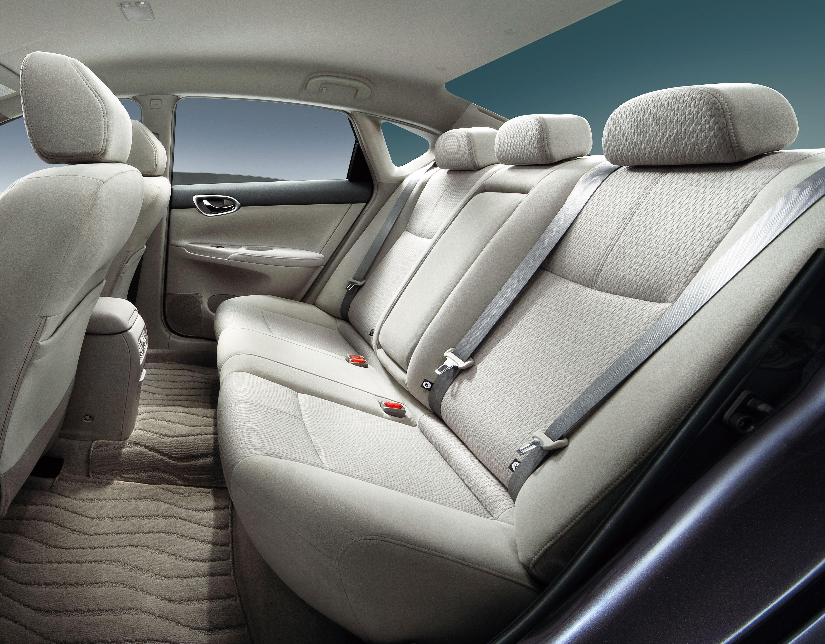 Nissan Sylphy Interiors Seats