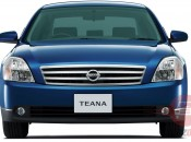 Nissan Teana Exteriors Front View