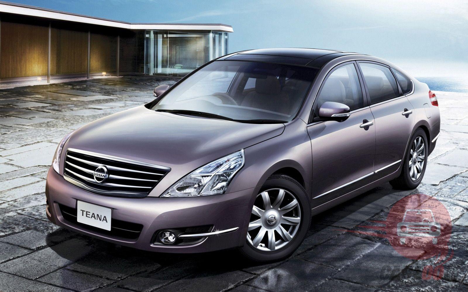 Nissan Teana Exteriors Overall