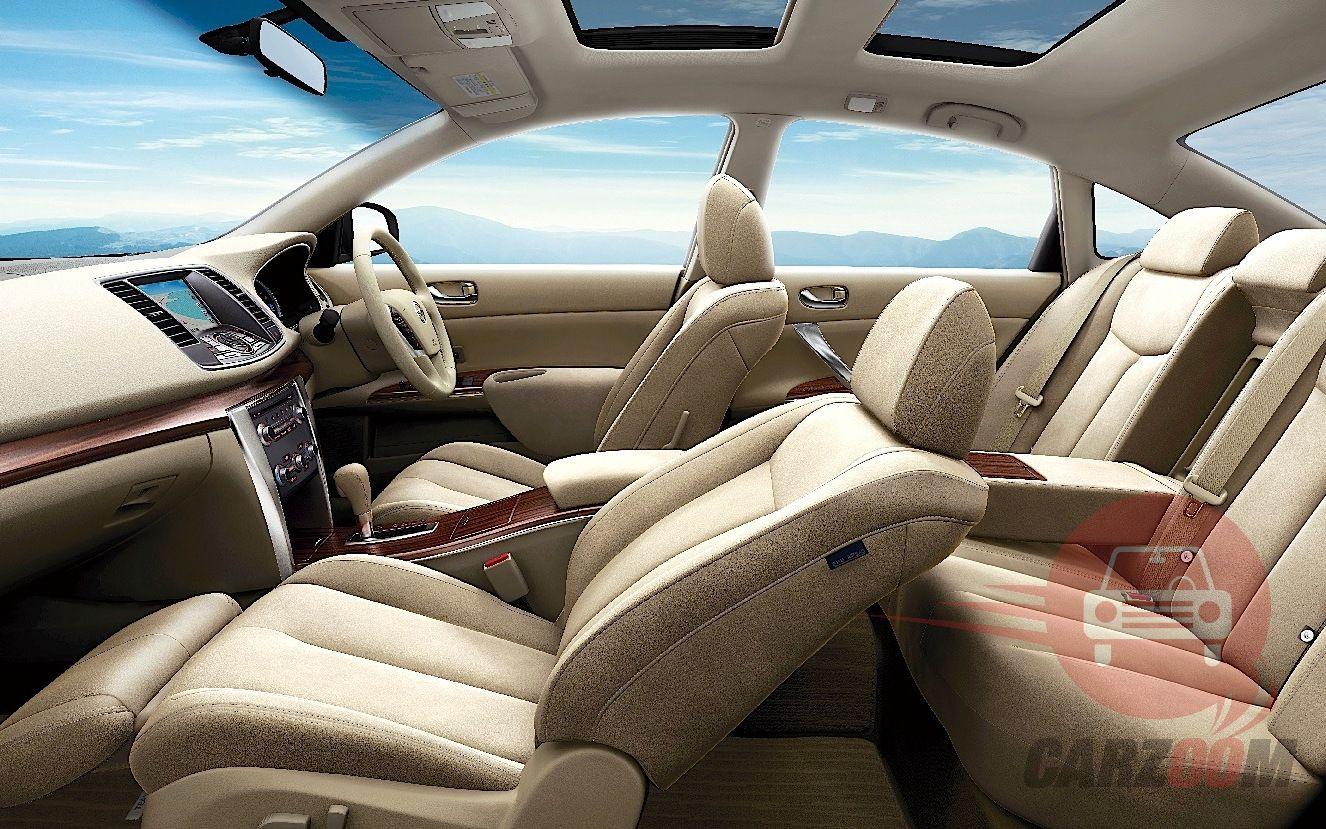 Nissan Teana Interiors Seats