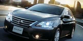 Nissan Sylphy 1.6L E CVT