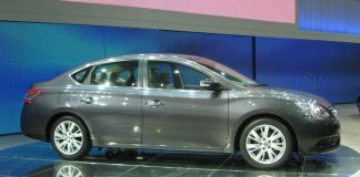 Nissan Sylphy 1.6L S MT