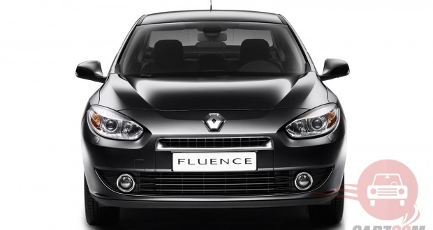 Renault Fluence Exteriors Front View