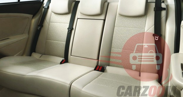 Renault Fluence Interiors Seats