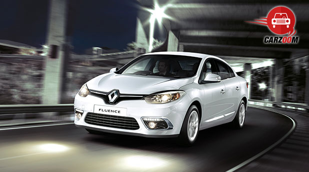 Renault Fluence Facelift Photos Images Pictures Hd