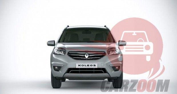 Renault Koleos Exteriors Front View