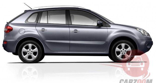 Renault Koleos Exteriors Side View